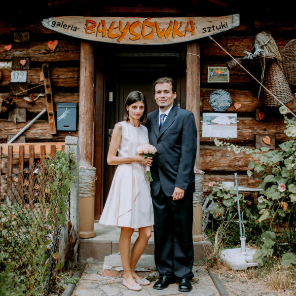 Plener ślubny Anny i Krzysztofa – Bałysówka