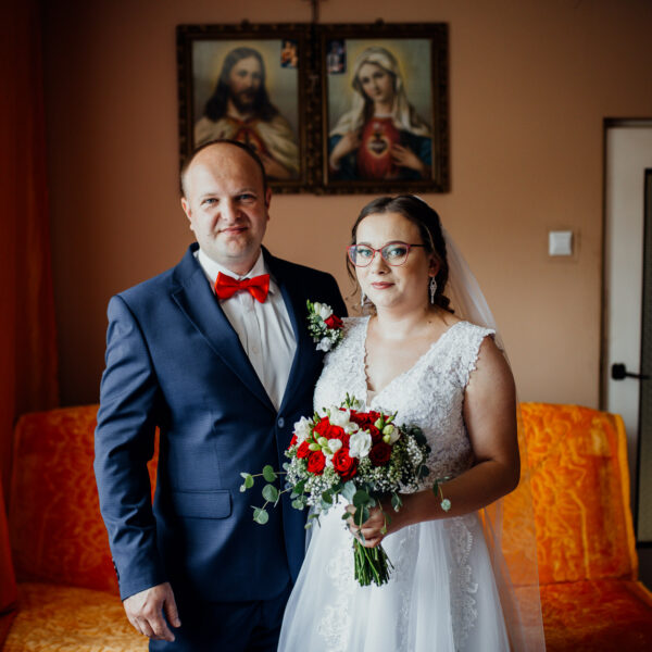 Ślub i wesele Edyty i Łukasza